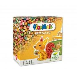 Playmais: Mosaico Animales del Bosque