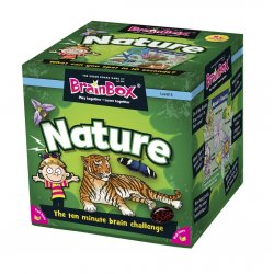 Brain Box Nature - inglés
