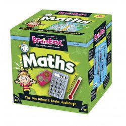 Brain Box Maths - inglés