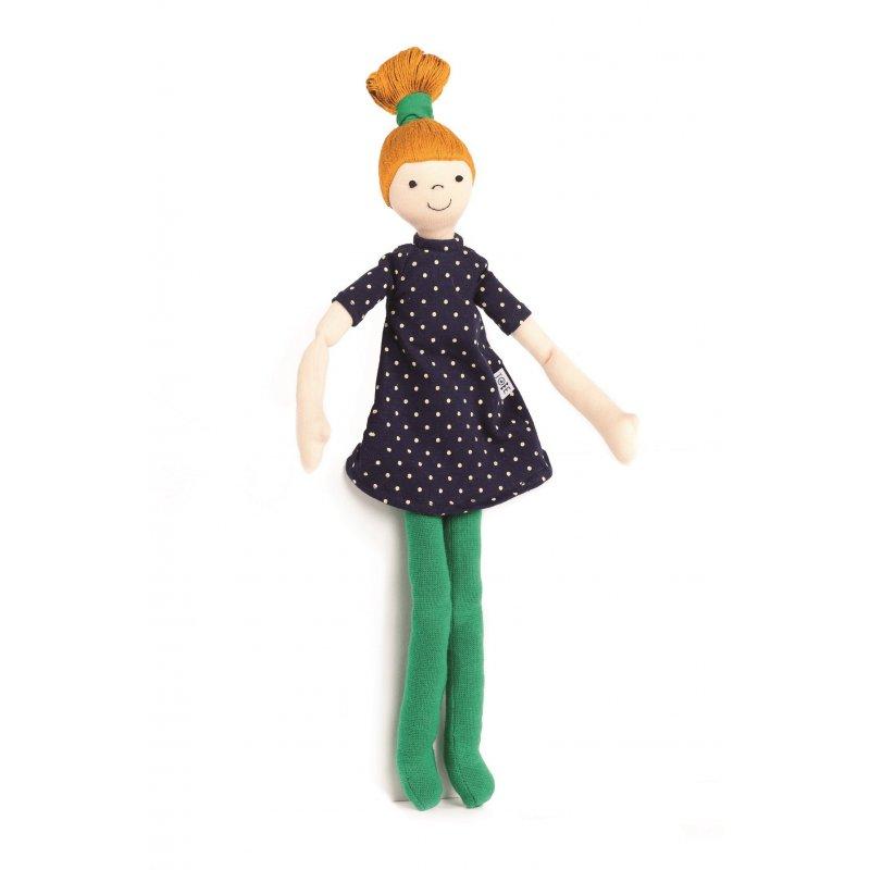 Muñeca Rubia de tela Jane