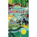 Libro Busca y encuentra los animales de Fermín Solis