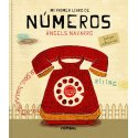 Mi primer libro de números. Editorial Combel. Ángels Navarro