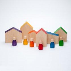 Las casitas y los nins