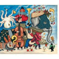 Puzzle 500 piezas Galería Orquesta Fantasía