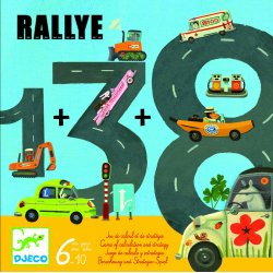 Juego Rallye. Djeco