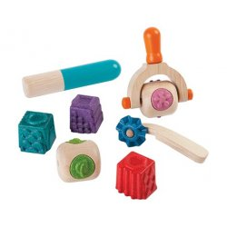 Set de herramientas para plastilina