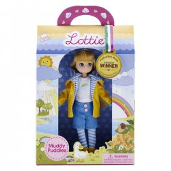 Comprar nina Lottie Muddy Puddles