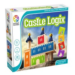 Joc de taula Castle Logix de Smart Games