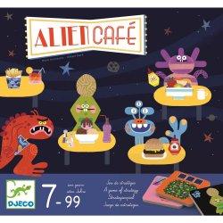 Joc de taula cooperatiu Alien Cafè de Djeco