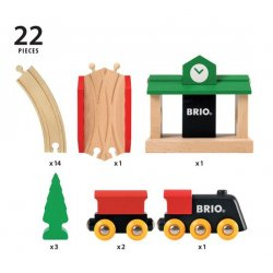 Brio Tren de fusta