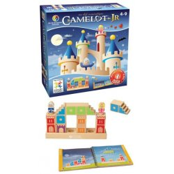 Joc de lógica Camelot Jr de Smart Games