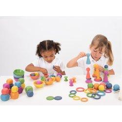 Material pel joc heurístic infantil
