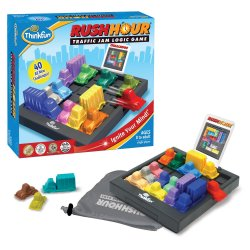 Joc de lògica Rush Hour de ThinkFun