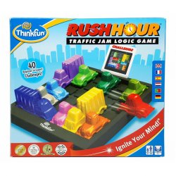 Juego individual Rush Hour de ThinkFun