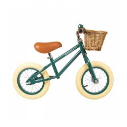 Bicicleta FirstGo Banwood Verde