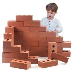 ladrillos foam resistente de playlearn