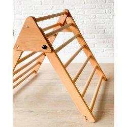 Triángulo Pikler grande plegable