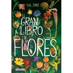 El gran llibre de les flors editorial Juventud