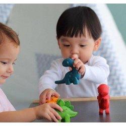 Diplodocus de fusta Plan Toys
