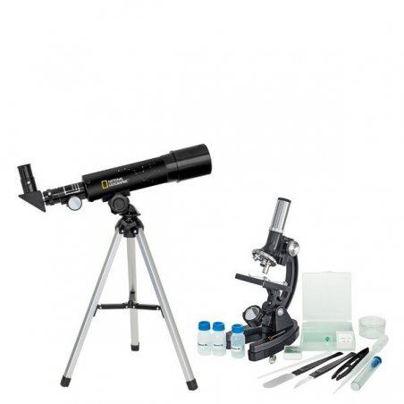 Set de Telescopi i Microscopi de National Geographic
