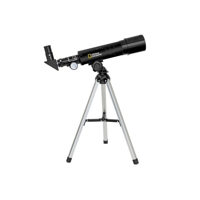 Set de Telescopio y  Microscopio de National Geographic