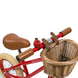 Bicileta First Go de Banwood roja