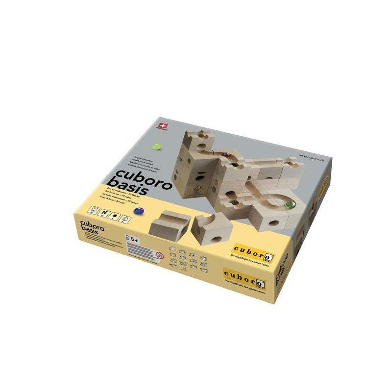 Pista de caniques Cuboro Basis