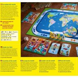 joc de taula els paisos de Haba