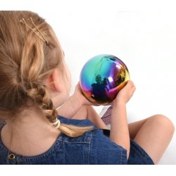 Bolas reflectantes brillantes de Tickit