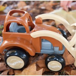 Tractor excavadora jumbo de andreu Toys