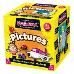 BrainBox preguntas de imagenes en inglés de Brain Box