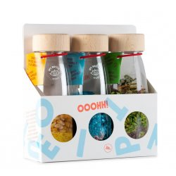 Pack Nature 3 bottles de Petit Boum
