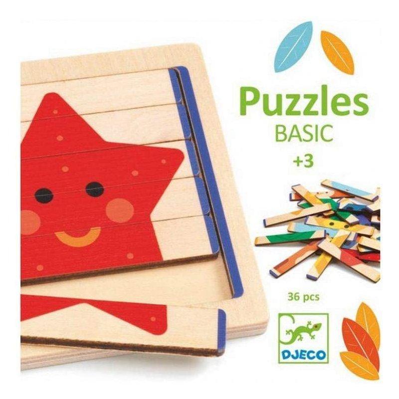 Puzzles Basic primera edat