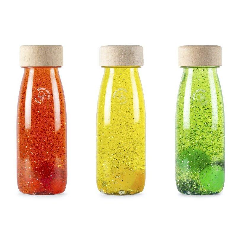 Pack de 3 ampolles sensorials twilight de Petit Boum