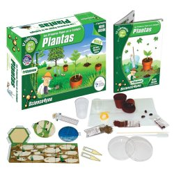 Primeros pasos en la ecología: plantas