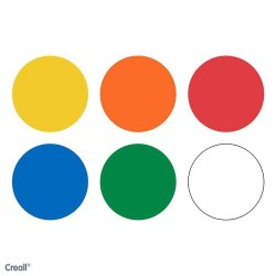 Colors pintura de dits Creall