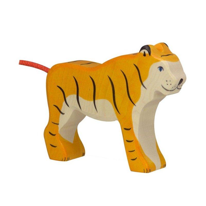Tigre de madera de holztiger