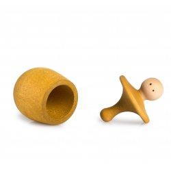 Cajita de los tesoros de madera de Grapat