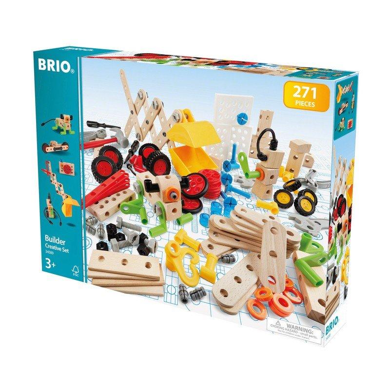Construccion creativa 271 piezas de Builder Brio