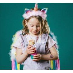 Botellas sensoriales Unicorn de Petit Boum