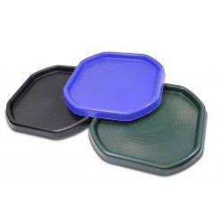mini bandejas de plastico reciclado para minimundos