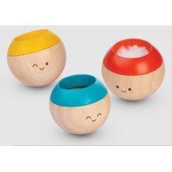 Tententiesos sensoriales de Plan Toys