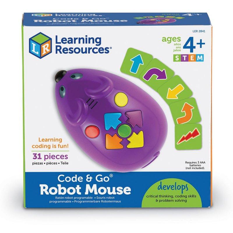 Ratolí robot per programar de Learning Resources