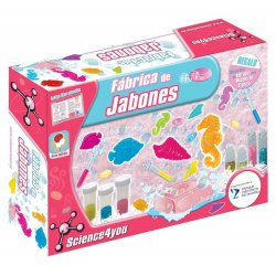 Fábrica de Jabones Science4you