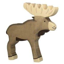 Figura de fusta Holztiger Ant