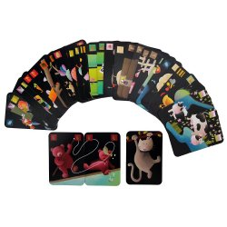 Joc de Cartes per a nens Mistigri de Djeco