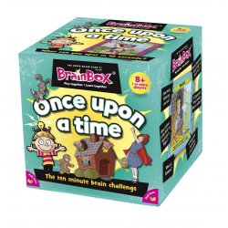 Brain Box Once Upon a Time - inglés 31690027