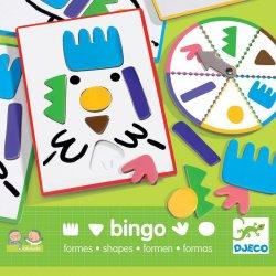 Eduludo Bingo Formas