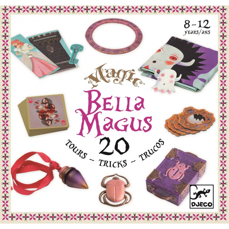 Kit de Magia Bella Magus