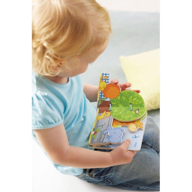 Llibre petits amics del zoo